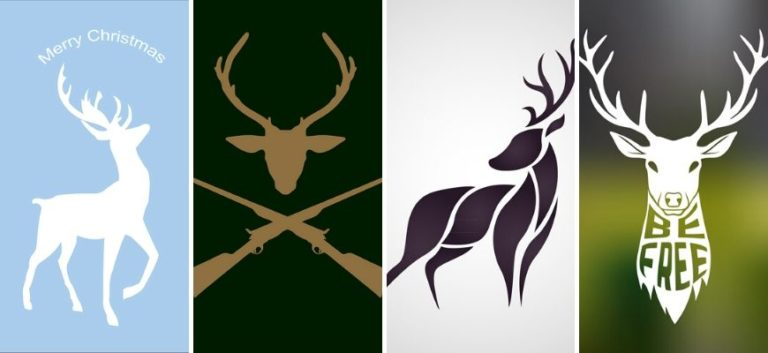 11 Beautiful Deer Wood Burning Patterns