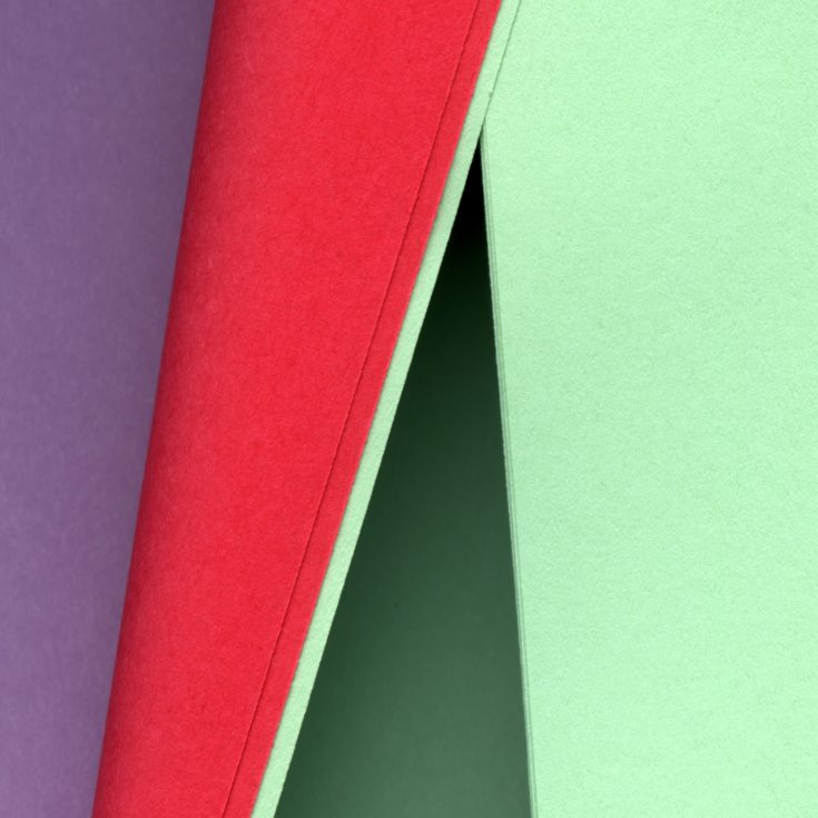 Colorful Construction Paper