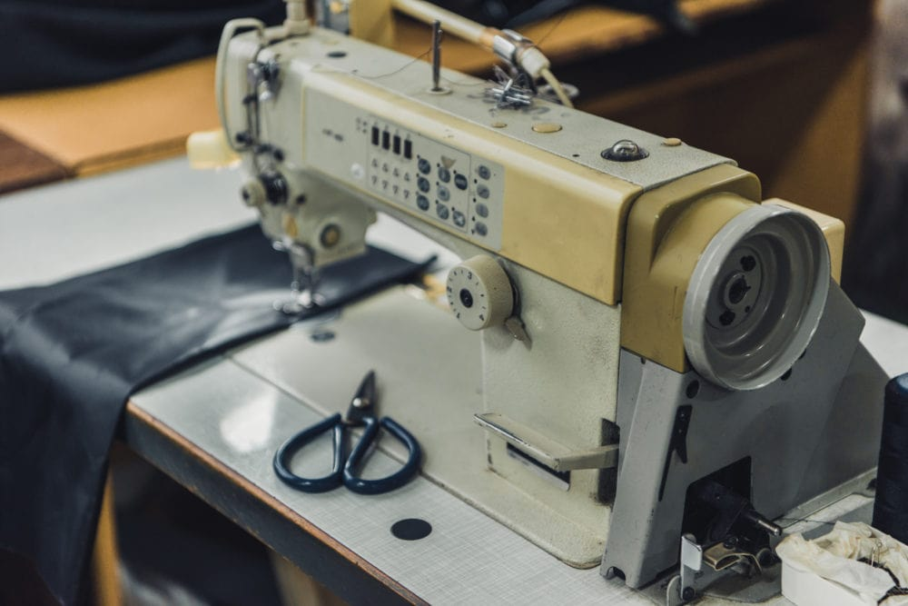 Best Sewing Machines For Leather Interesting Best Semi Industrial Sewing Machines