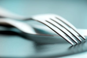 Cover Image: Fork Finds Recycled Utensils