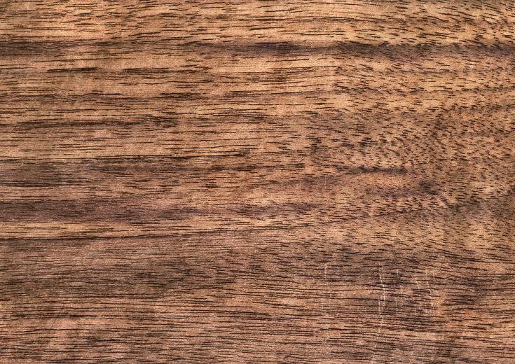 Walnut Wood Veneer Tile Grunge Texture Sample