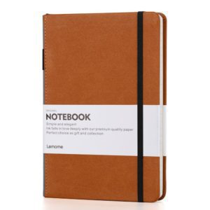 Dotted Bullet Journal Notebook