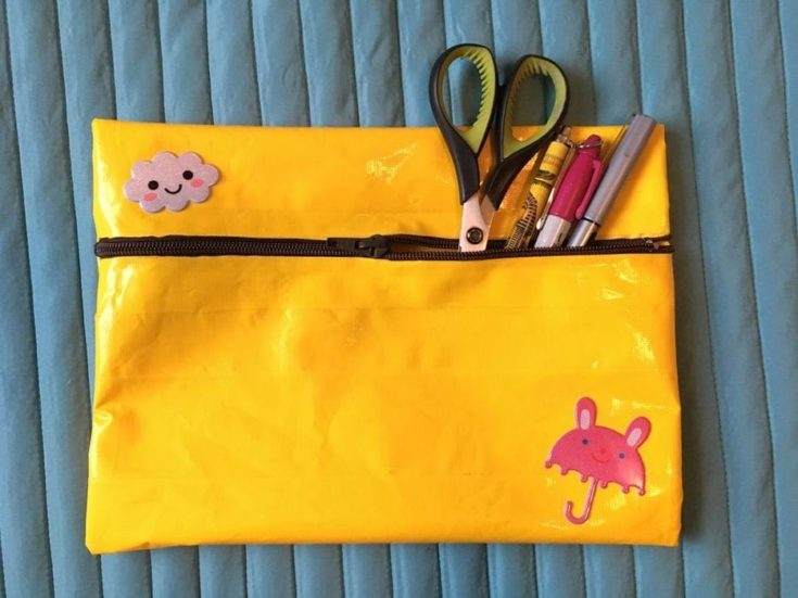 Duct Tape Pencil Cases