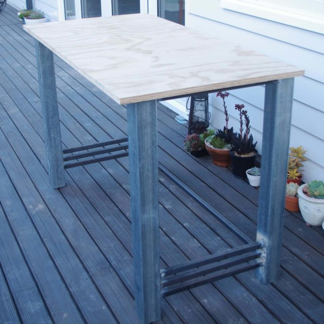 Easy Craft Table