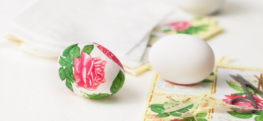 Easter egg project