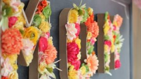 55 Creative Mother's Day Craft Gift Ideas