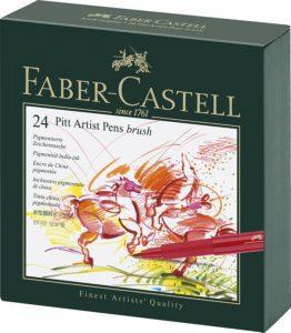 Faber Castel Pitt Artist Brush Pens