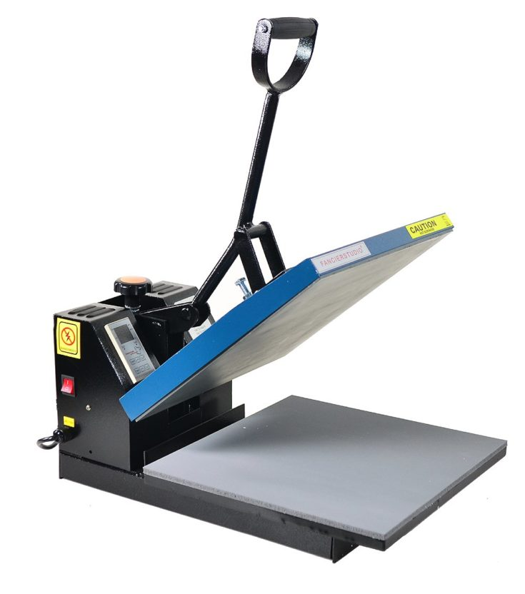 Heat Press in a white background.