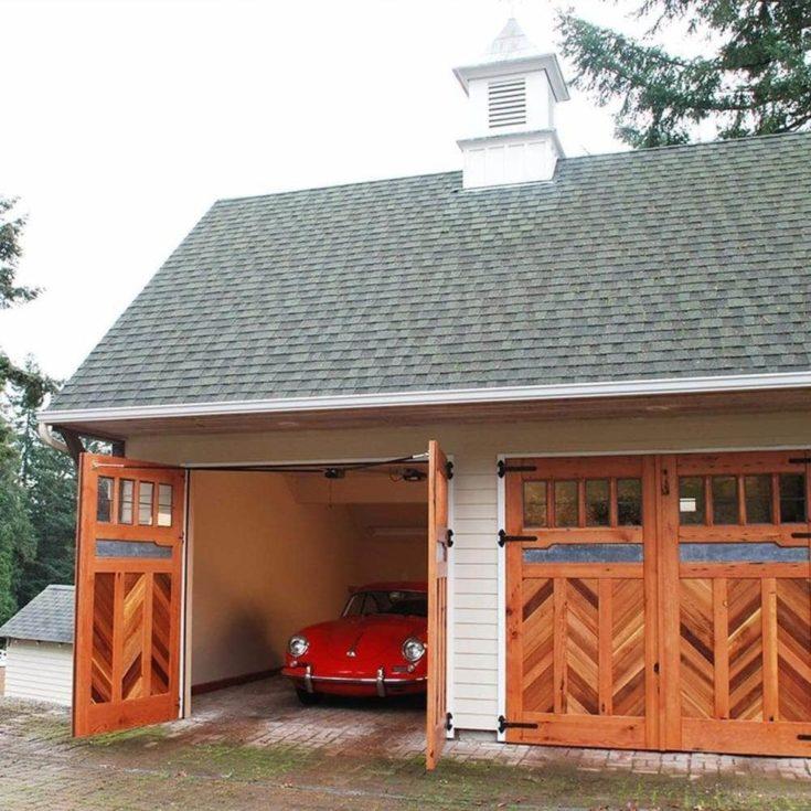 Fremont Ceiling Mounted Outswing Garage Door Opener