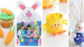 45 Cute and Fun Easter Party Craft Ideas