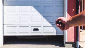 53 Sensational Garage Door Decoration Ideas