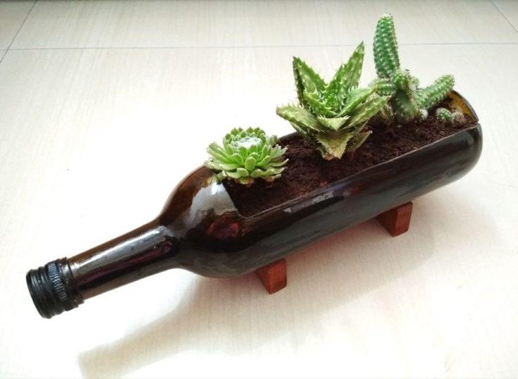 Horizontal Planter