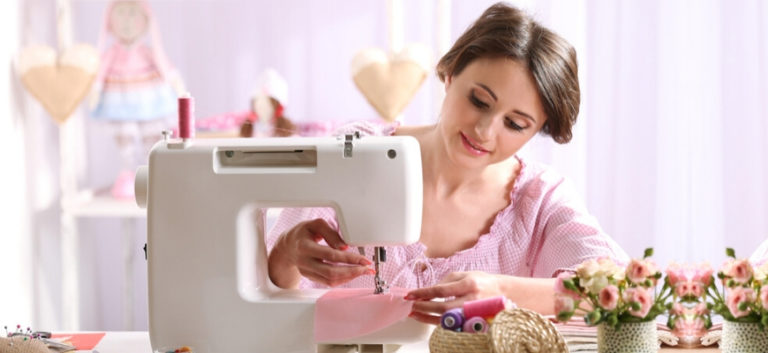 How Does a Sewing Machine Work?