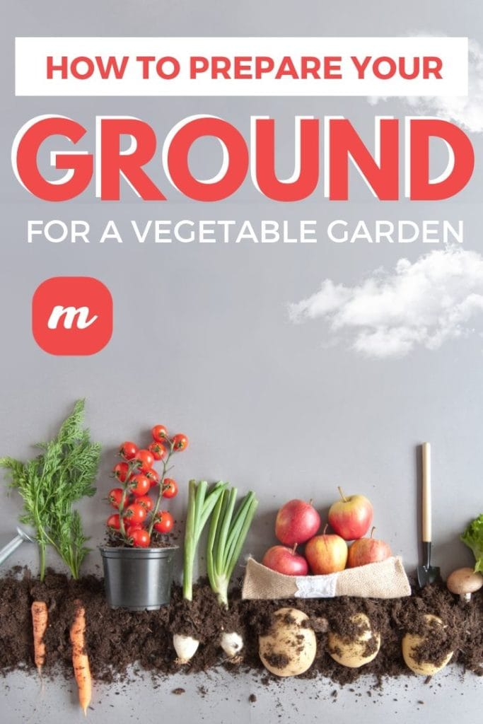 How To Prepare Your Ground For A Vegetable Garden