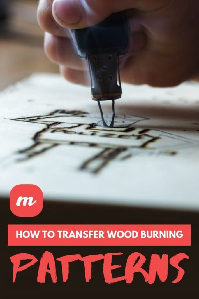 How To Transfer Wood Burning Patterns