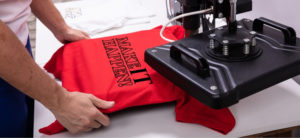 Cover Image: How to Heat Press Perfect Graphic T-Shirts