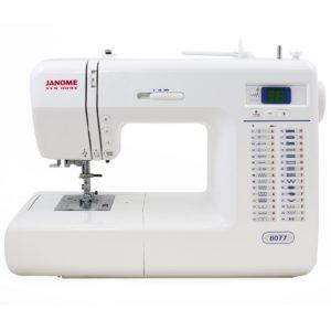Janome 8077 Computerized Sewing Machine