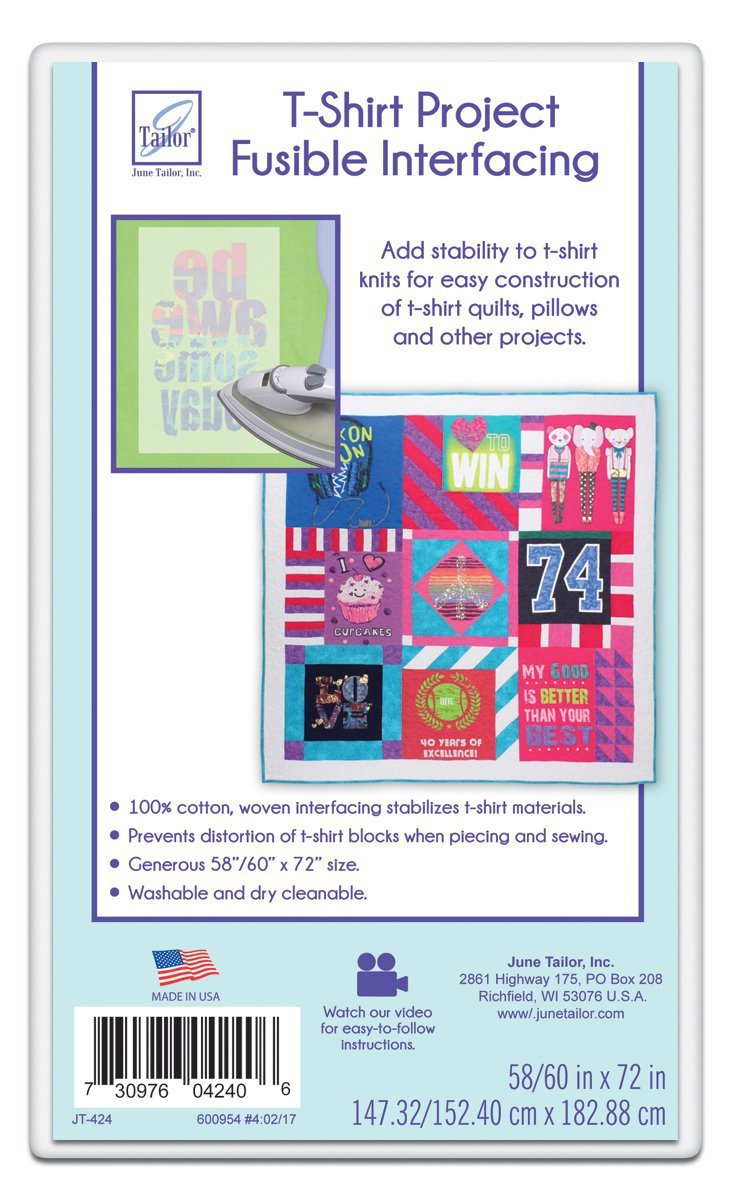 The Best Interfacing For Awesome T Shirt Quilts Mostcraft
