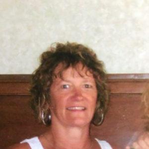 a close up portrait shot of Monica Haas