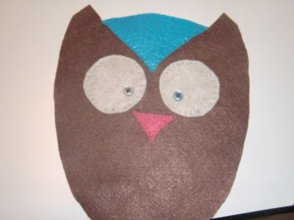Sewing the Owl project