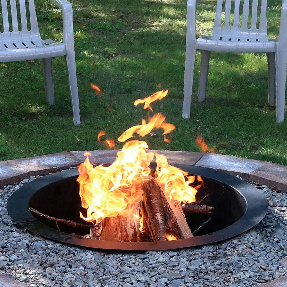 Fire Pit Rim