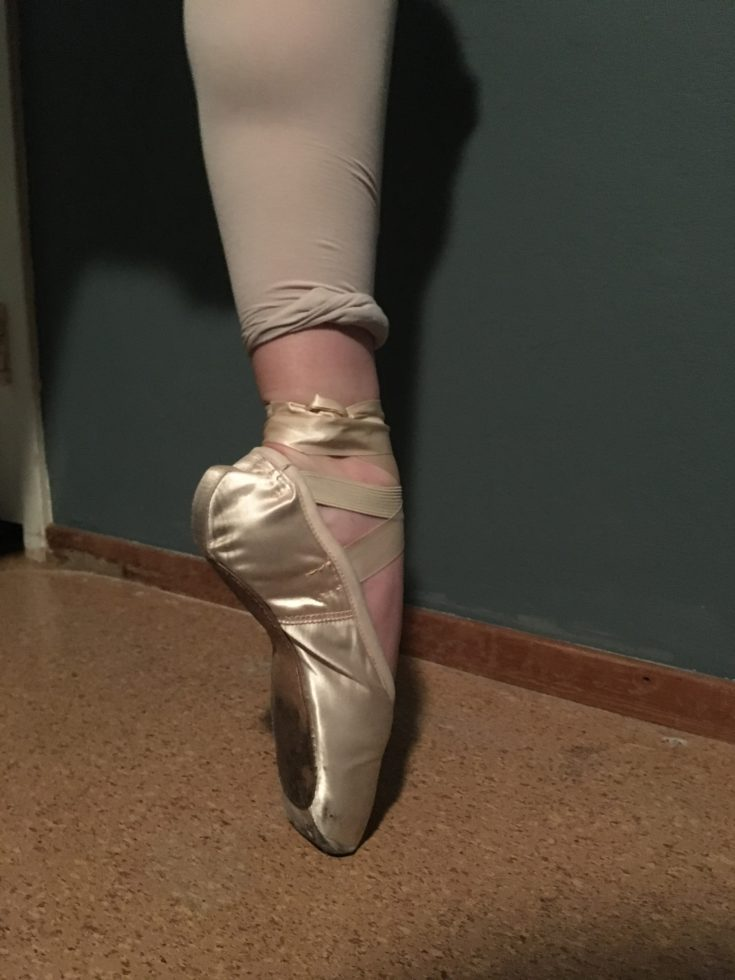 Sew Pointe Shoes for Beginners