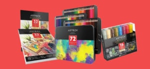 Our Review of Arteza Art Supplies