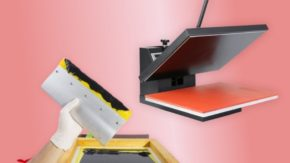 Screen Printing VS Heat Press: What are the Key Differences?