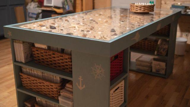 Sea Craft Table