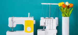 Cover Image: Sewing Machine vs Serger: Which One Do You Need to Use?