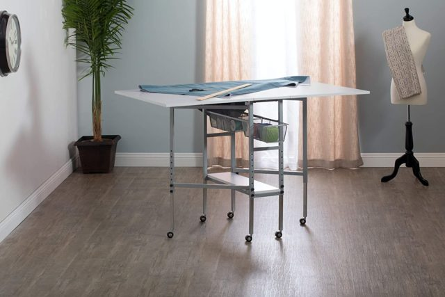 Sewing and Craft Table