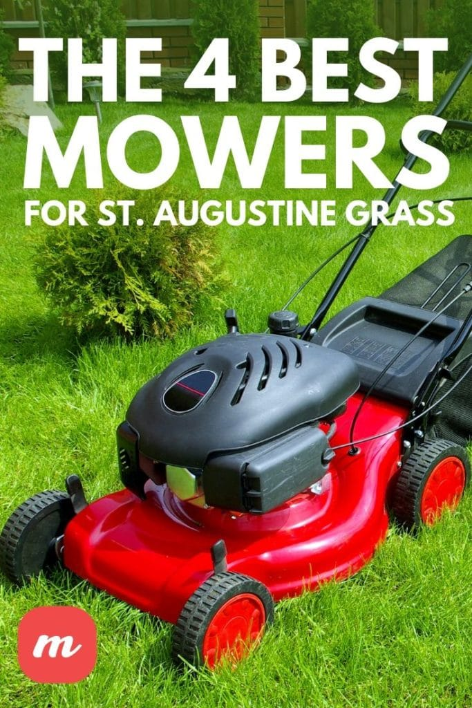 The 4 Best Mowers For St. Augustine Grass