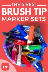 The 5 Best Brush Tip Marker Sets