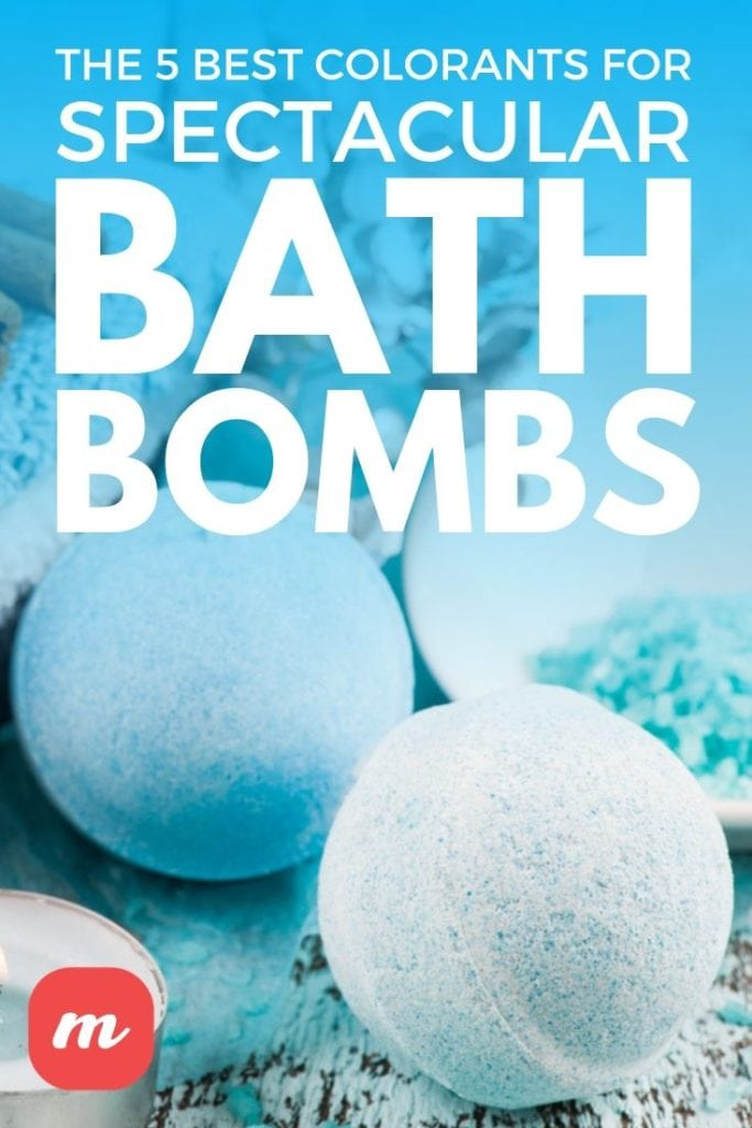 The Top 5 Best Colorants For Bath Bombs