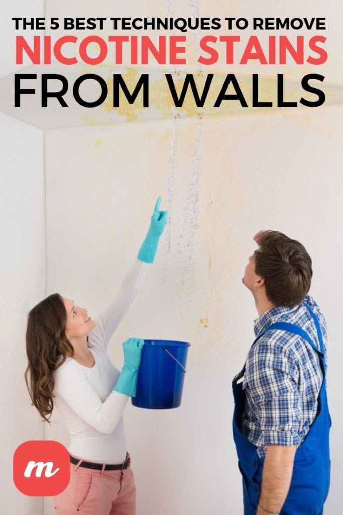 The 5 Best Techniques To Remove Nicotine Stains From Walls