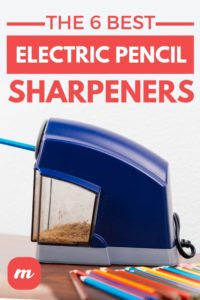 The 6 Best Electric Pencil Sharpeners