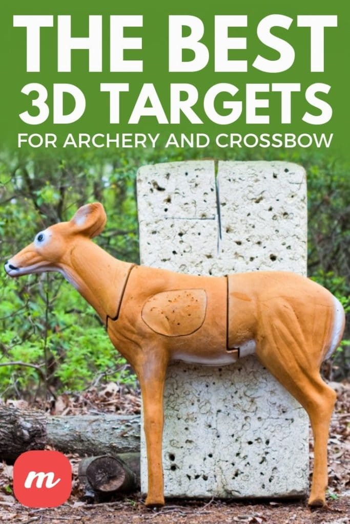 The Best 3D Targets For Archery And Crossbow