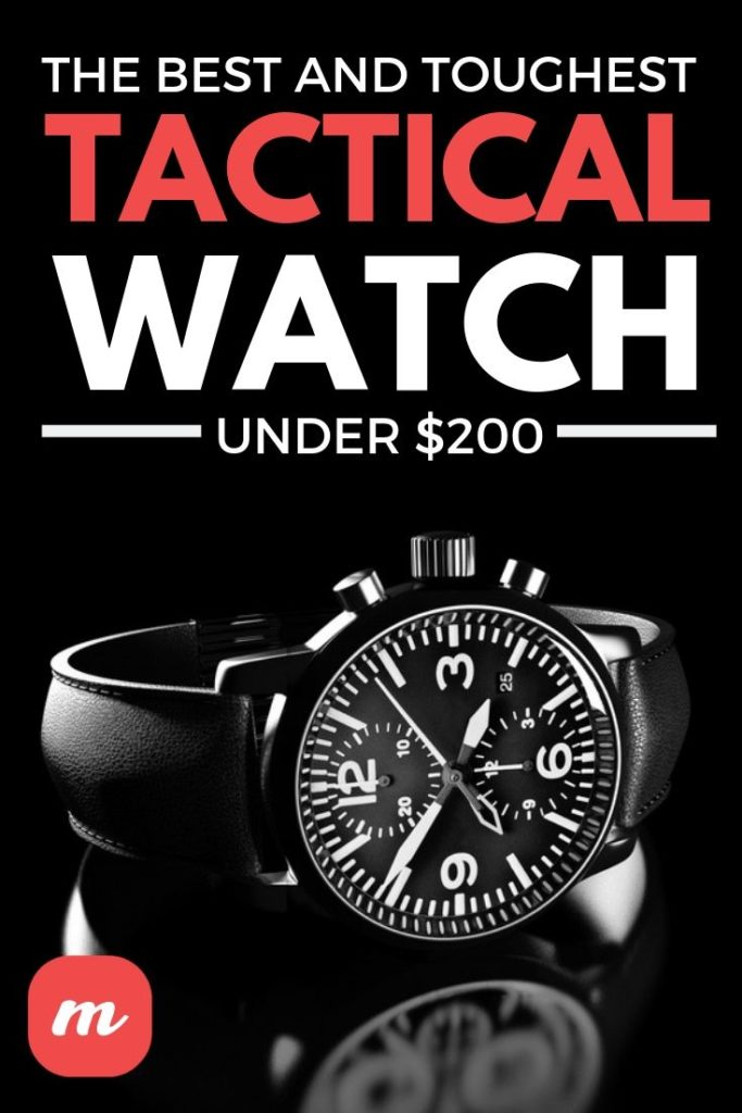 The Best And Toughest Tactical Watch Under $200