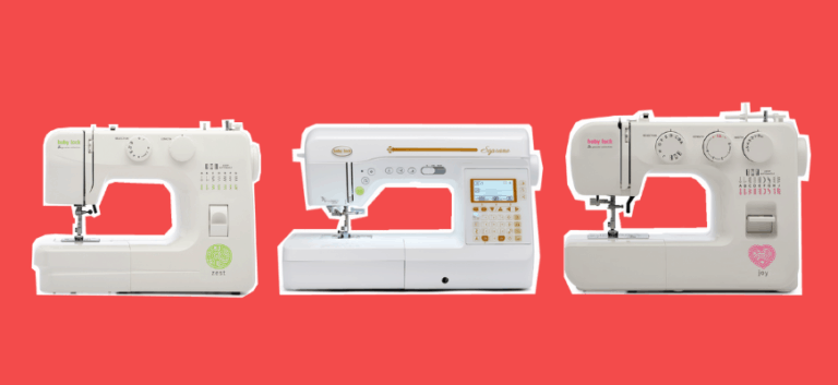 The Best Baby Lock Sewing Machines