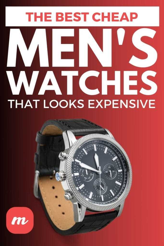 The Best Cheap Men's Watches That Looks Expensive