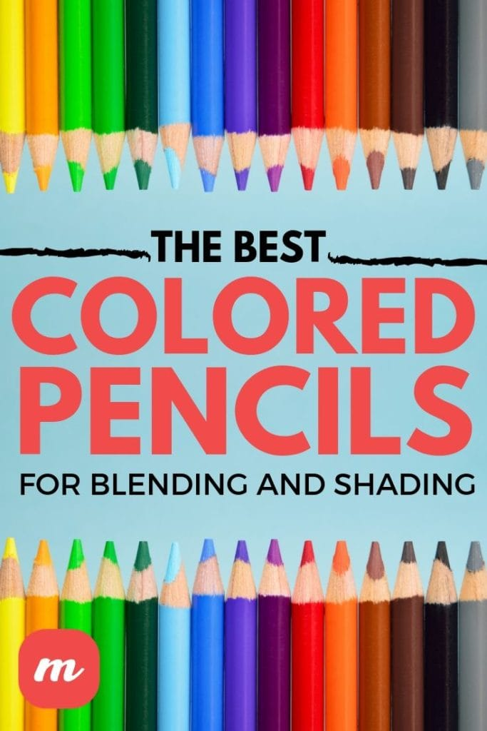 The Best Colored Pencils For Blending And Shading