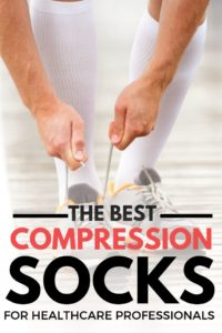 The Best Compression Socks For Healthcare Professionals