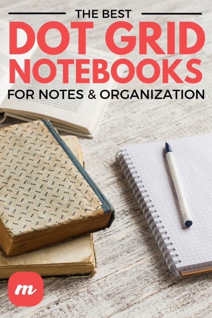 The Best Dot Grid Notebooks