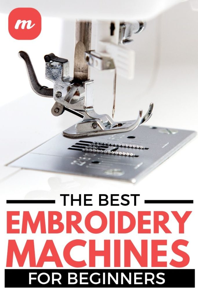 The Best Emroidery Machines For Beginners