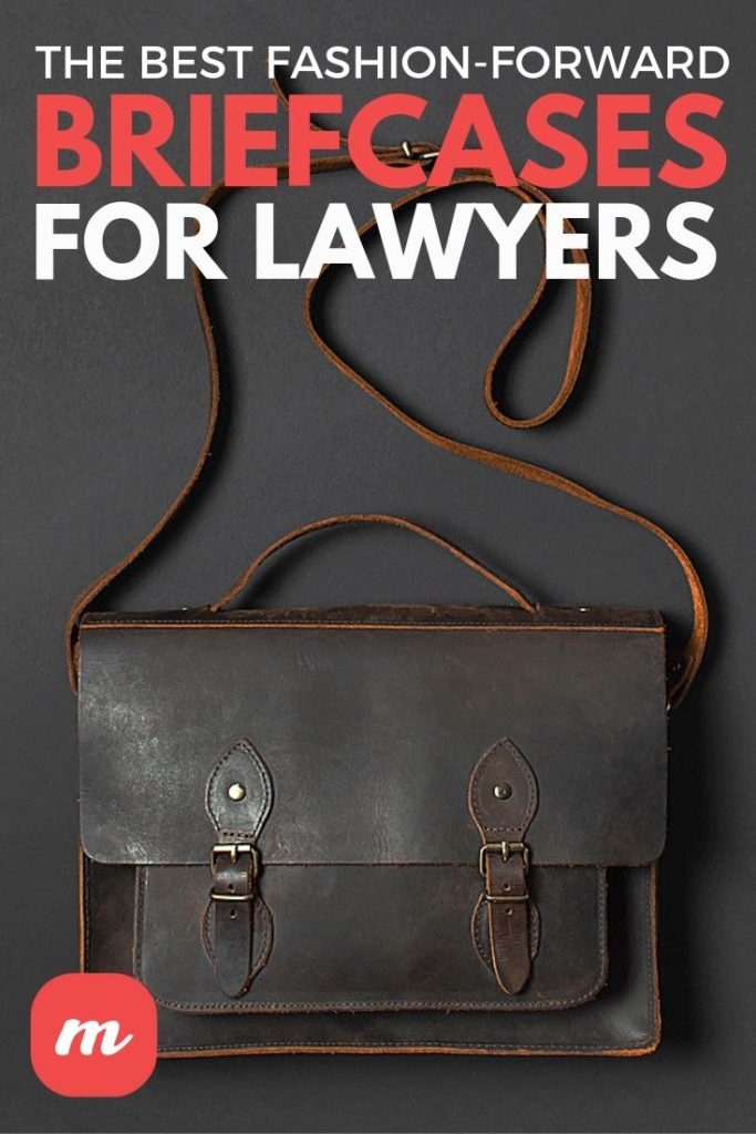 The Best Fashion-forward Briefcases For Lawyers