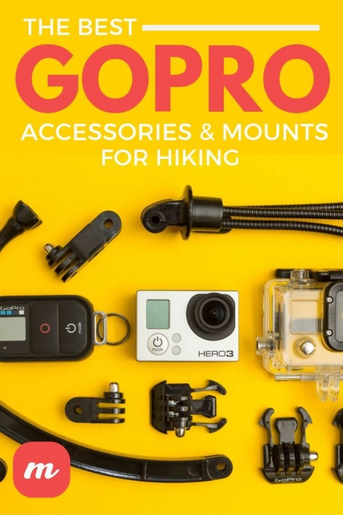 The Best GoPro Accessories And Mounts For Hiking