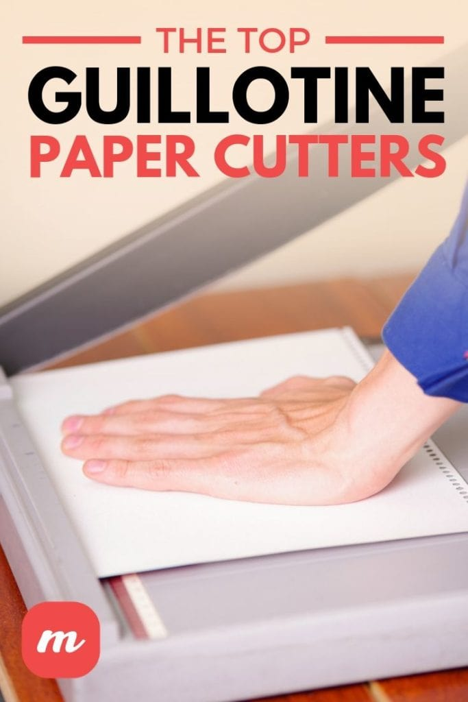 The Top Guillotine Paper Cutters