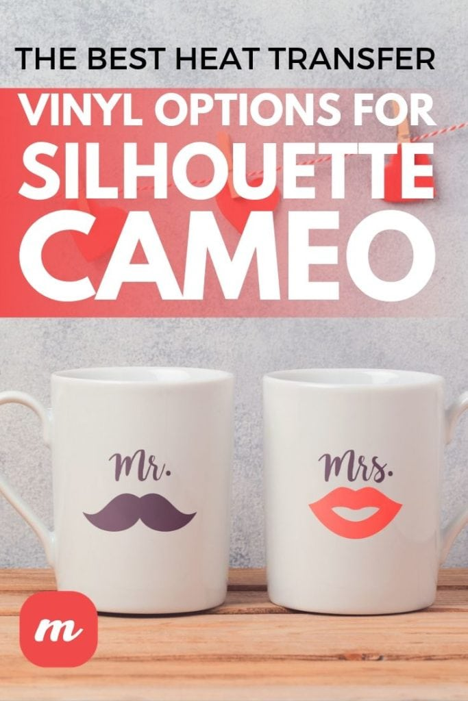 The Best Heat Transfer Vinyl Options for Silhouette Cameo