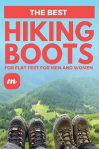 The Best Hiking Boots For Flat Feet For Men And Women