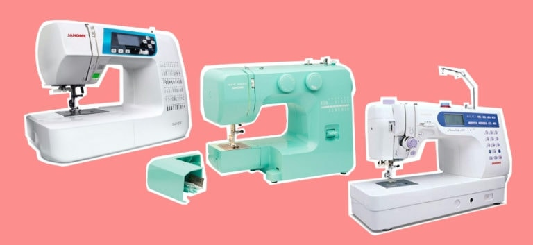 The Best Janome Sewing Machine